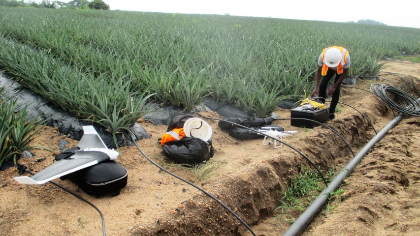 Showcase of disruptive technologies for agriculture – Africa Goes